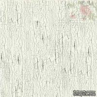 "Лист из коллекции ""Сонет"" (кракелюр), 30х30 см - ScrapUA.com"