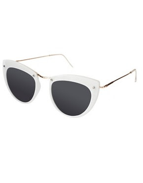 Image 1 of Spitfire Helix Cat Eye Sunglasses