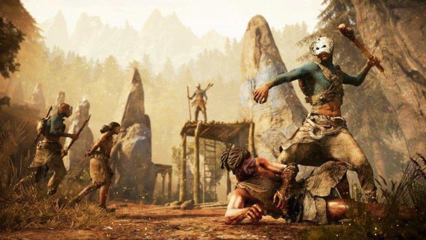Far Cry Primal va a ser un juego para adultos