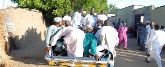 Risultati immagini per Nigeria, kamikaze