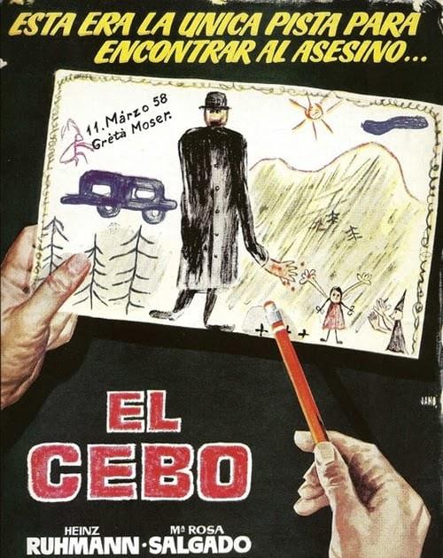 Ver Película El El cebo (1958) Ingles Sub Español