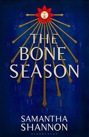 The Bone Season (Scion, #1)