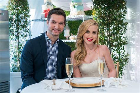 Wedding Cake Championship finale: Romantic Italian