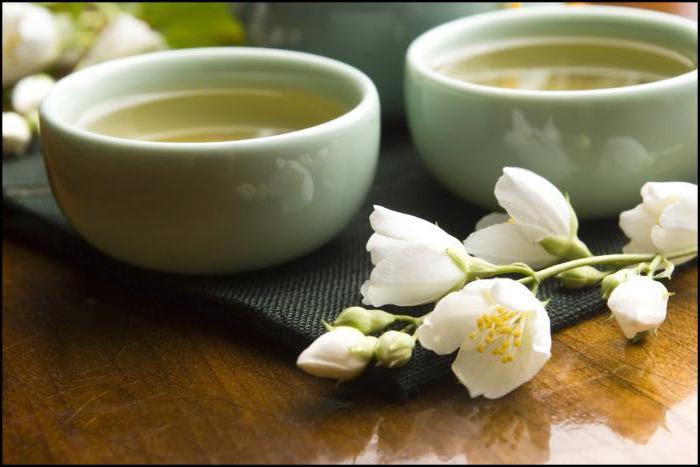 зеленый чай с жасмином при грудном вскармливании