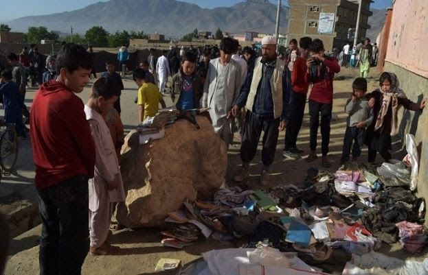 Death toll from blasts near Afghan girls' school rises to 68 | world news of today