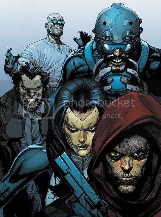 New Avengers #33
