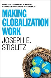 "Cover of ""Making Globalization Work"""
