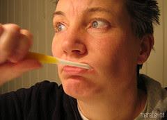 brushing :: 365sp-40 :: børste tenner