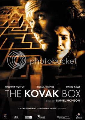 The Kovac Box A Caixa Kovac