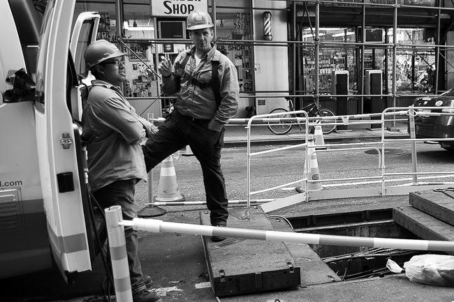 Street Repair, Midtown