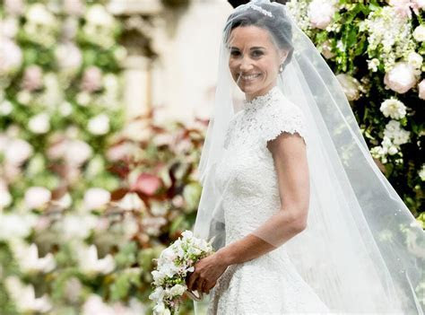 A Look Back on Pippa Middleton's Extraordinary Wedding Day