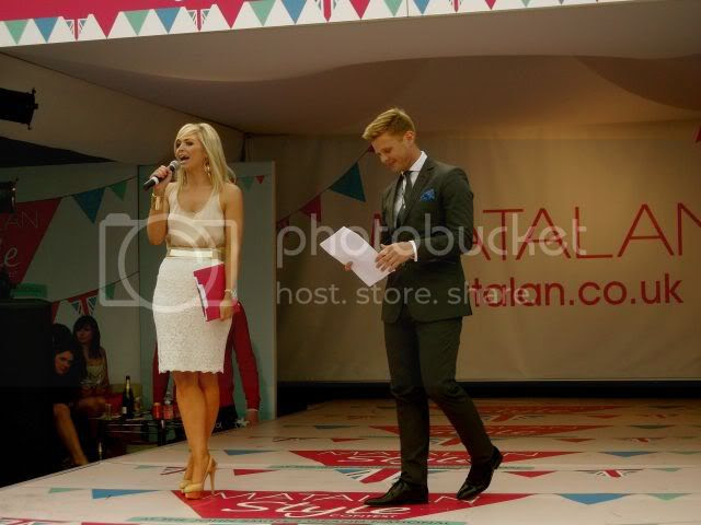 jeff brazier, matalan style contest, aintree ladies day