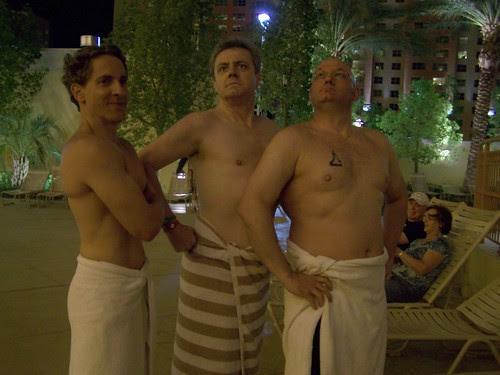 TAM 212 - Bob, Richard and Ben