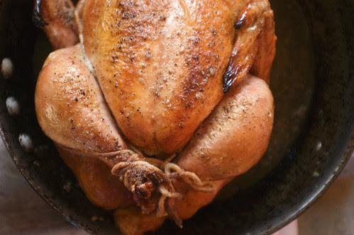 Thomas Keller roasted chicken
