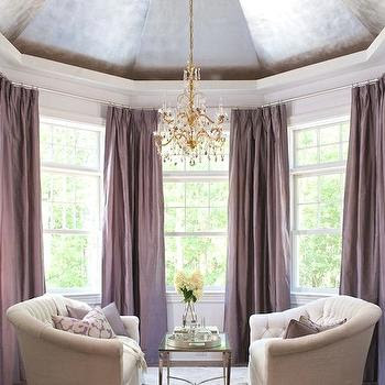 white-and-purple-curtains - Design, decor, photos, pictures, ideas ...