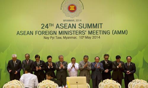 giàn khoan, TQ, cảnh sát biển, ASEAN, chủ quyền, DOC, Biển Đông