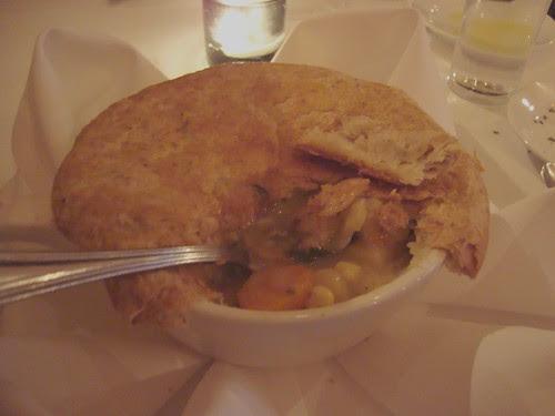 Veggie Pot Pie w Lemon & Thyme
