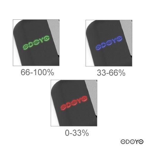 【MFI認証モデル】ODOYO iPhone5 バッテリーケース POWER+SHELL EX / サターン