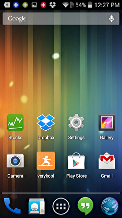 Move app icons onto my Android phone home screen? - Ask ...
