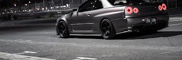 Nissan, Skyline R34, JDM, Japanese Cars, Import, Tuner Car, Nissan Skyline GT R R34, Tuning