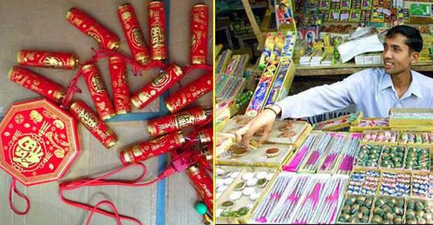 Enjoy Diwali By Brightening The Environment With Non-Polluting Crackers