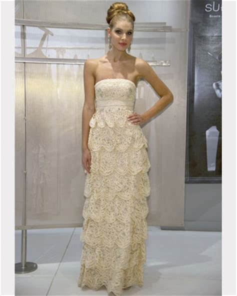 Wedding dress for 50 year old bride   All women dresses