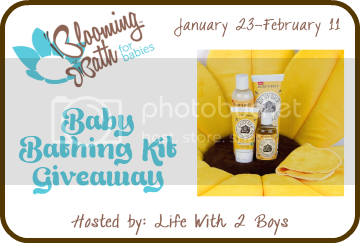 Blooming Bath Giveaway