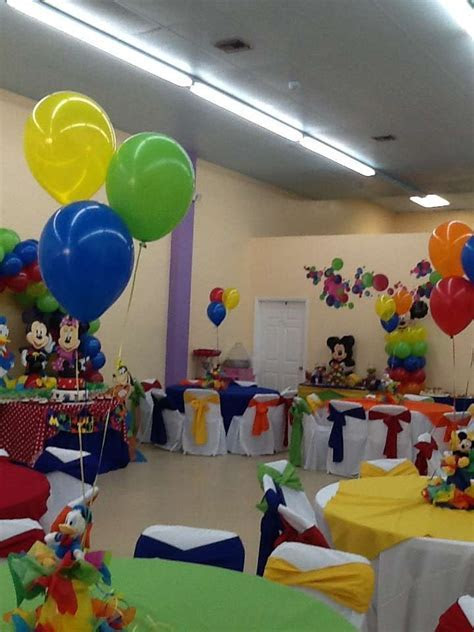 Mickey Mouse Clubhouse! Birthday Party Ideas   Photo 3 of