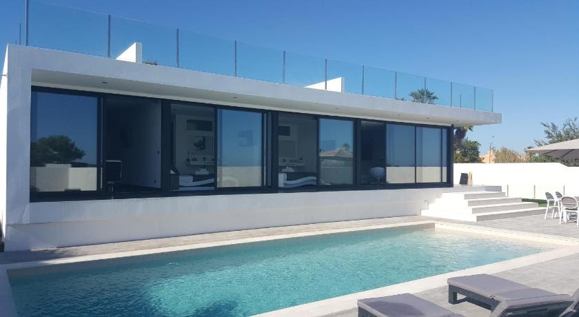 Luxurious Villa Can Cube Ibiza