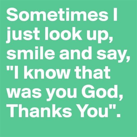 Thanking God Answered Prayers Quotes