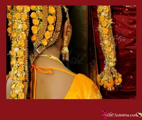 Great Style 34+ Wedding Hairstyle In Tamil Nadu