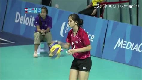 kata kata romantis volly ball ala model
