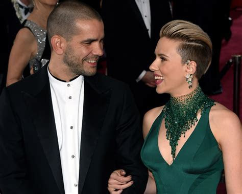 Scarlett Johansson and Romain Dauriac quietly broke up