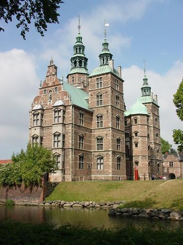 哥本哈根小皇宮~玫瑰宮
