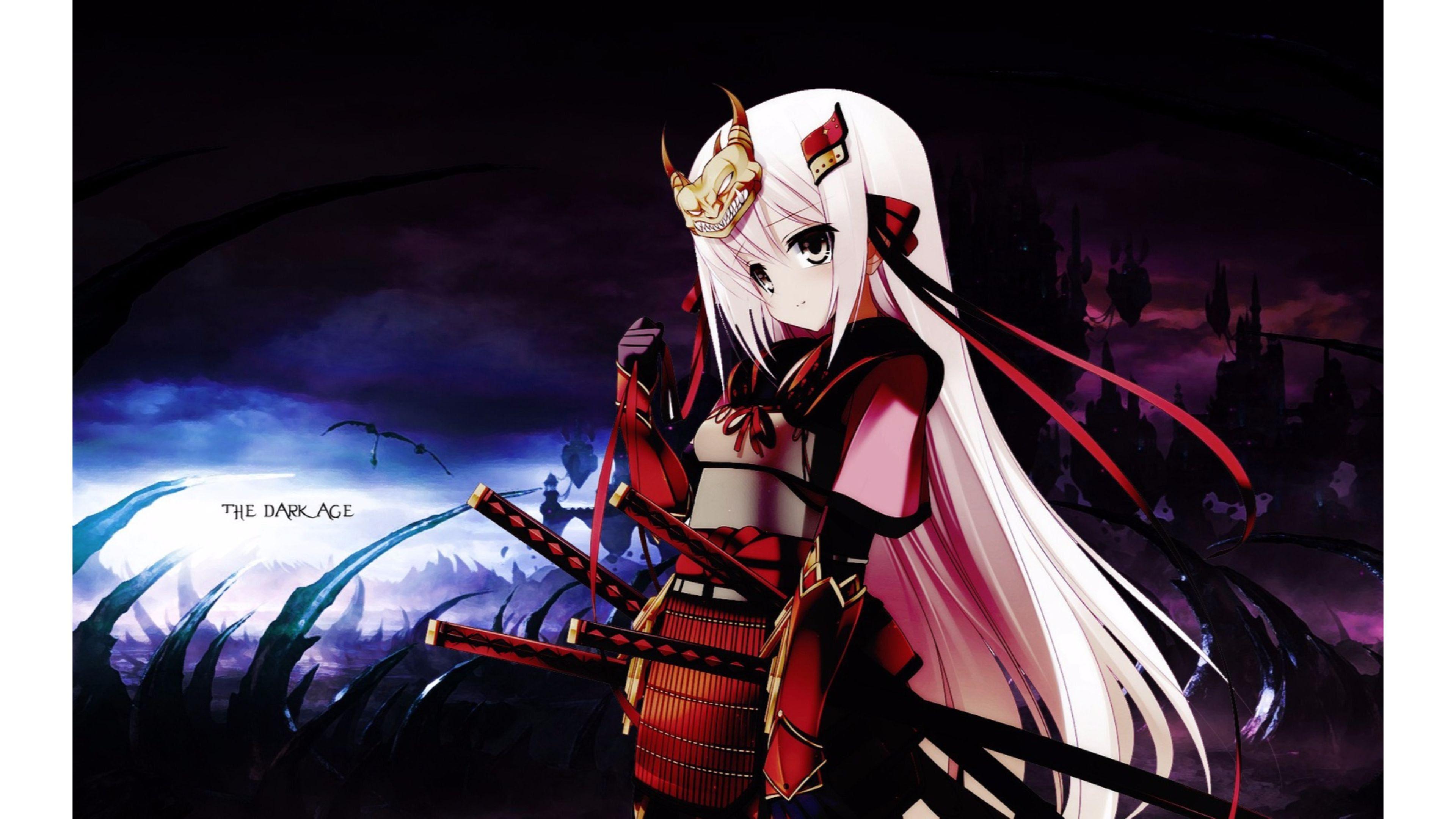 Anime Wallpaper 4K - WallpaperSafari