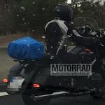 ב.מ.וו: כך ייראה האופנוע עם מנוע הבוקסר החדש - פול גז