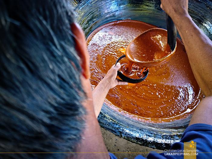 Making Matamis na Bao at Cabangan, Zambales