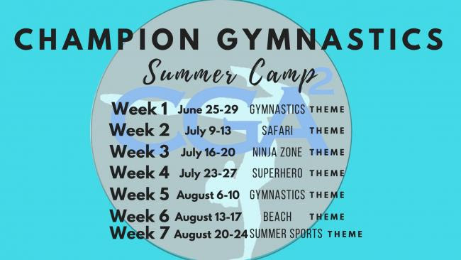 Summer Day Camp Theme Week Ideas Find Your World