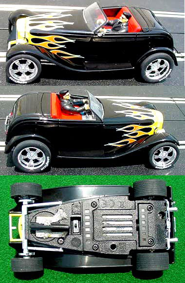 Carrera 27202 32 Ford Hot Rod Classic C  Electric Dreams New And Vintage