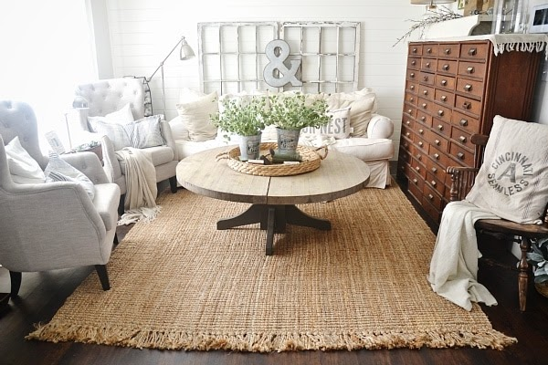 Beautiful Jute Rugs with Scent that Keeps Bugs at Bay - Floorspace