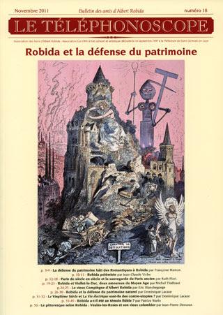 n° 18 - Robida et la Défense du Patrimoine