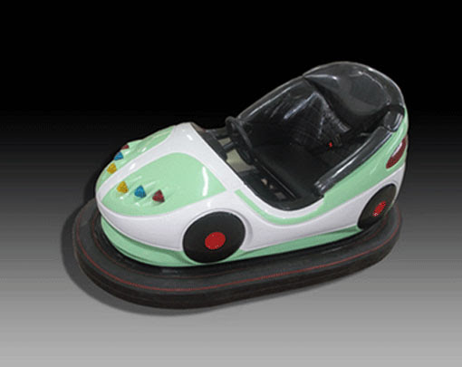 Quality bumper car with electric power