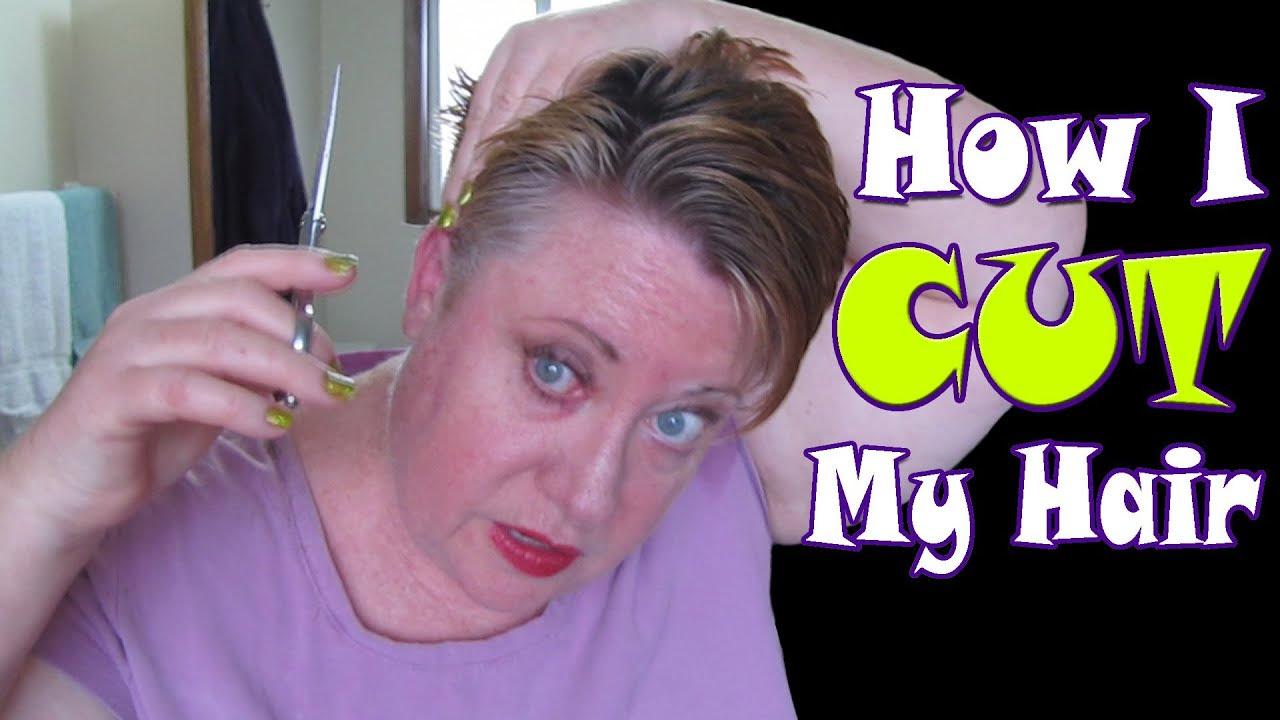 How I iCuti my iShorti Blonde iHairi YouTube