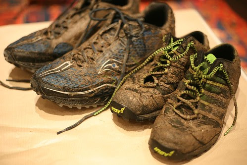 After the Steyning Stinger Marathon....Mud, sweat and cheers! by ultraBobban