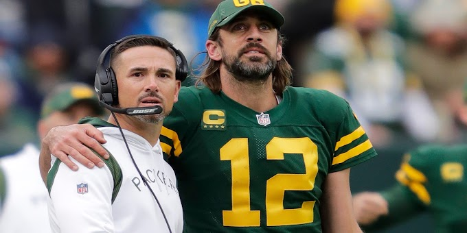 Aaron Rodgers: I'm 'having the time of my life' with Green Bay Packers