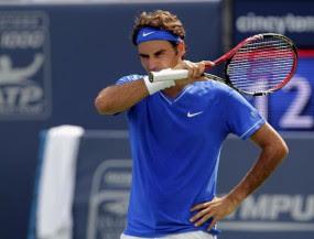 roger reuters Federer Cuma Sampai Perempatfinal
