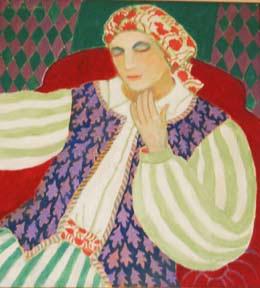 Frances Galli Painting 3