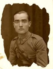 Manuel Arjonilla Toribio, muerto en combate