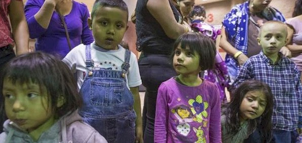 Illegal alien children are caught and released at the border, then processed and given temporary legal status in many cases.