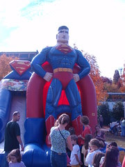 bouncy superman